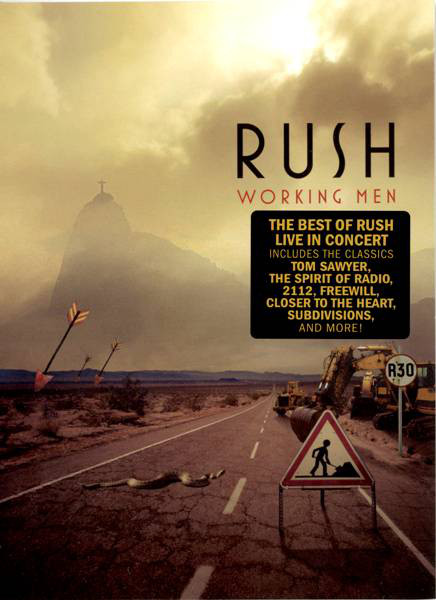 RUSH - Working Men - DVD