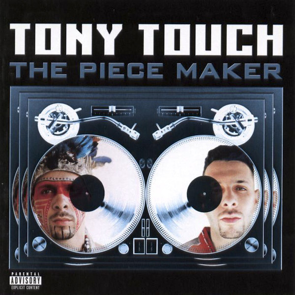 TONY TOUCH - The Piece Maker - CD
