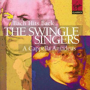 The Swingle Singers Bach Hits Back - A Cappella Amadeus