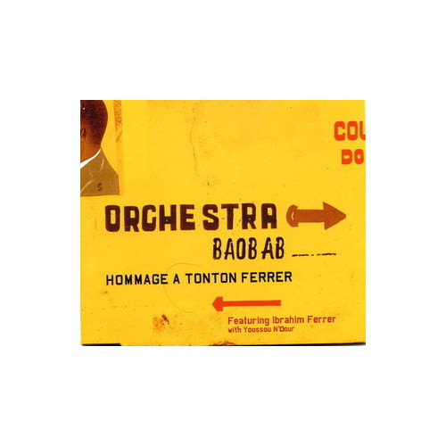 ORCHESTRA BAOBAB - Hommage A Tonton Ferrer - CD single