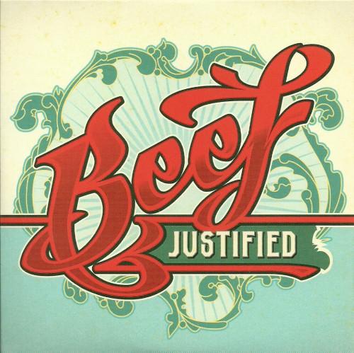 BEEF - Justified - CD