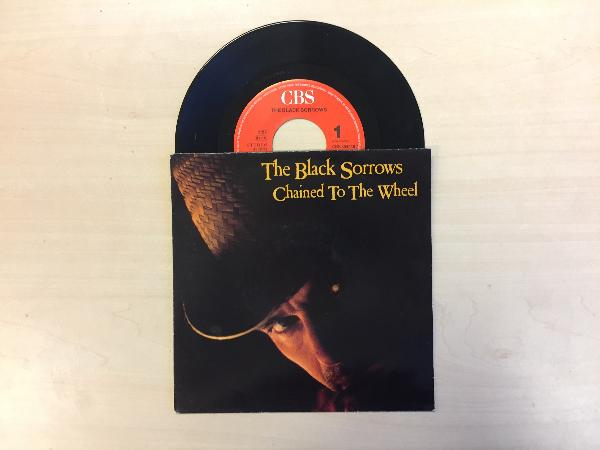 The Black Sorrows Chained To The Wheel