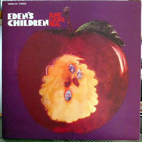 EDEN`S CHILDREN - Sure Looks Real - LP