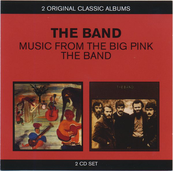 The Band Music From Big Pink / The Band