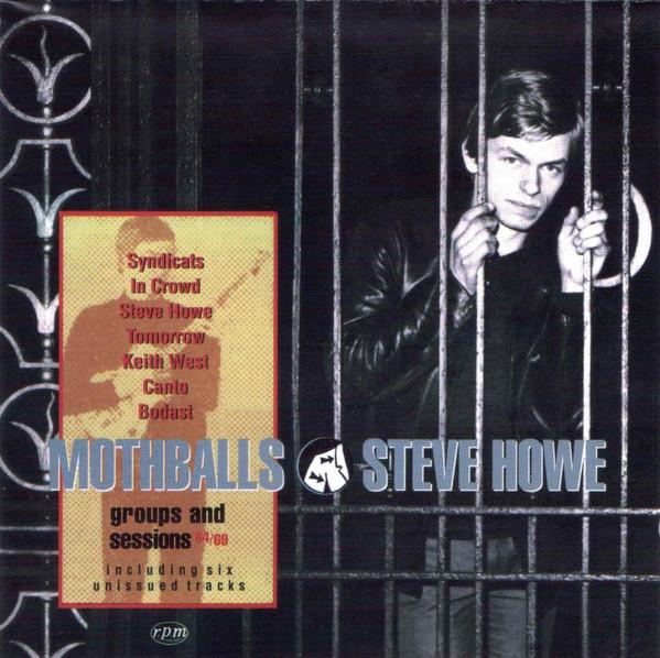 STEVE HOWE - Mothballs - CD