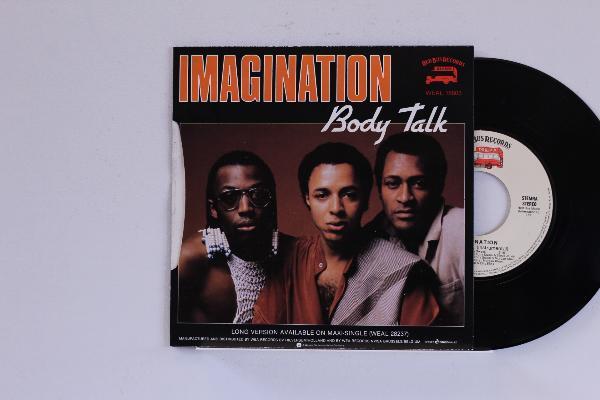 IMAGINATION - Body Talk - 45T (SP 2 titres)