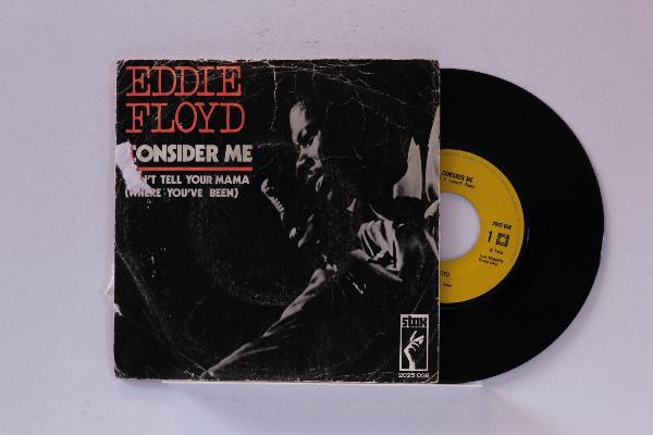 EDDIE FLOYD - Consider Me - 7inch (SP)