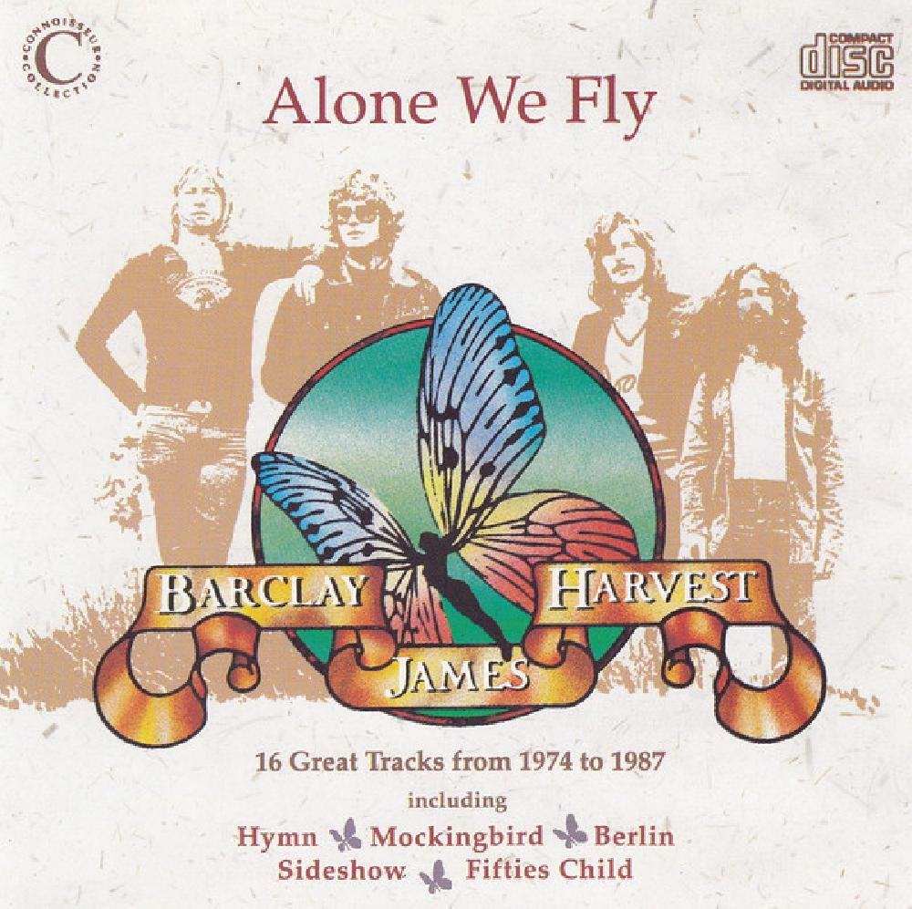 Barclay James Harvest Alone We Fly