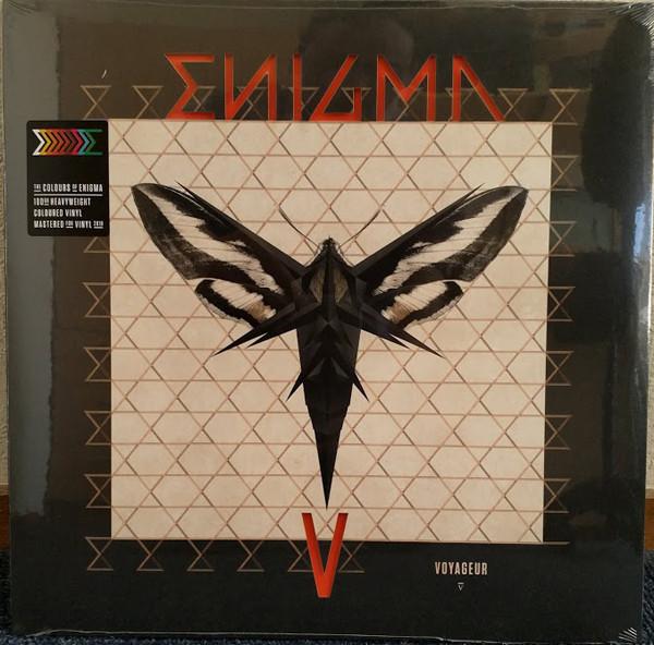 ENIGMA - Voyageur (V) (Ltd. Edition Neon Orange Vinyl) - LP