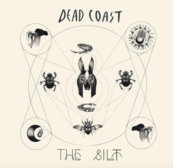 DEAD COAST - The Silt (Ltd. Edition, Clear Vinyl) - 7inch (SP)