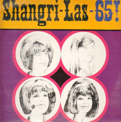 SHANGRI-LAS - Shangri-Las - 65! - LP