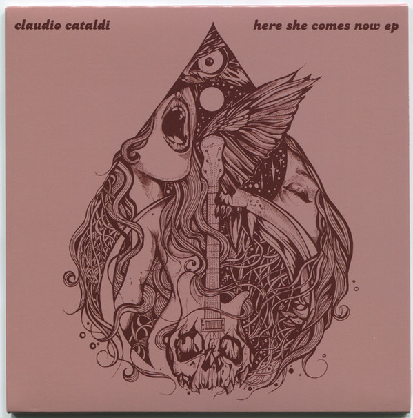 CLAUDIO CATALDI - Here She Comes Now EP - 7inch (SP)