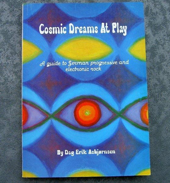 ERIK ASBJORNSEN - Cosmic dreams at play - Livre