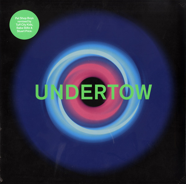 PET SHOP BOYS - Undertow - 12 inch x 1