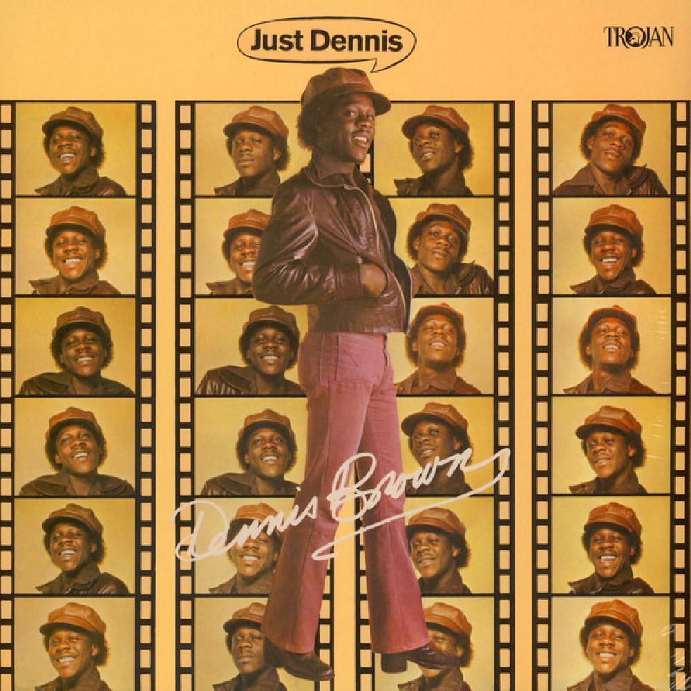 DENNIS BROWN - Just Dennis - LP