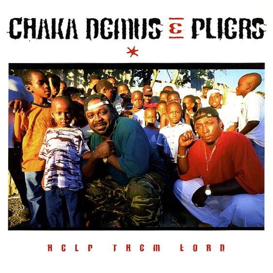 CHAKA DEMUS &, PLIERS - Help Them Lord - CD