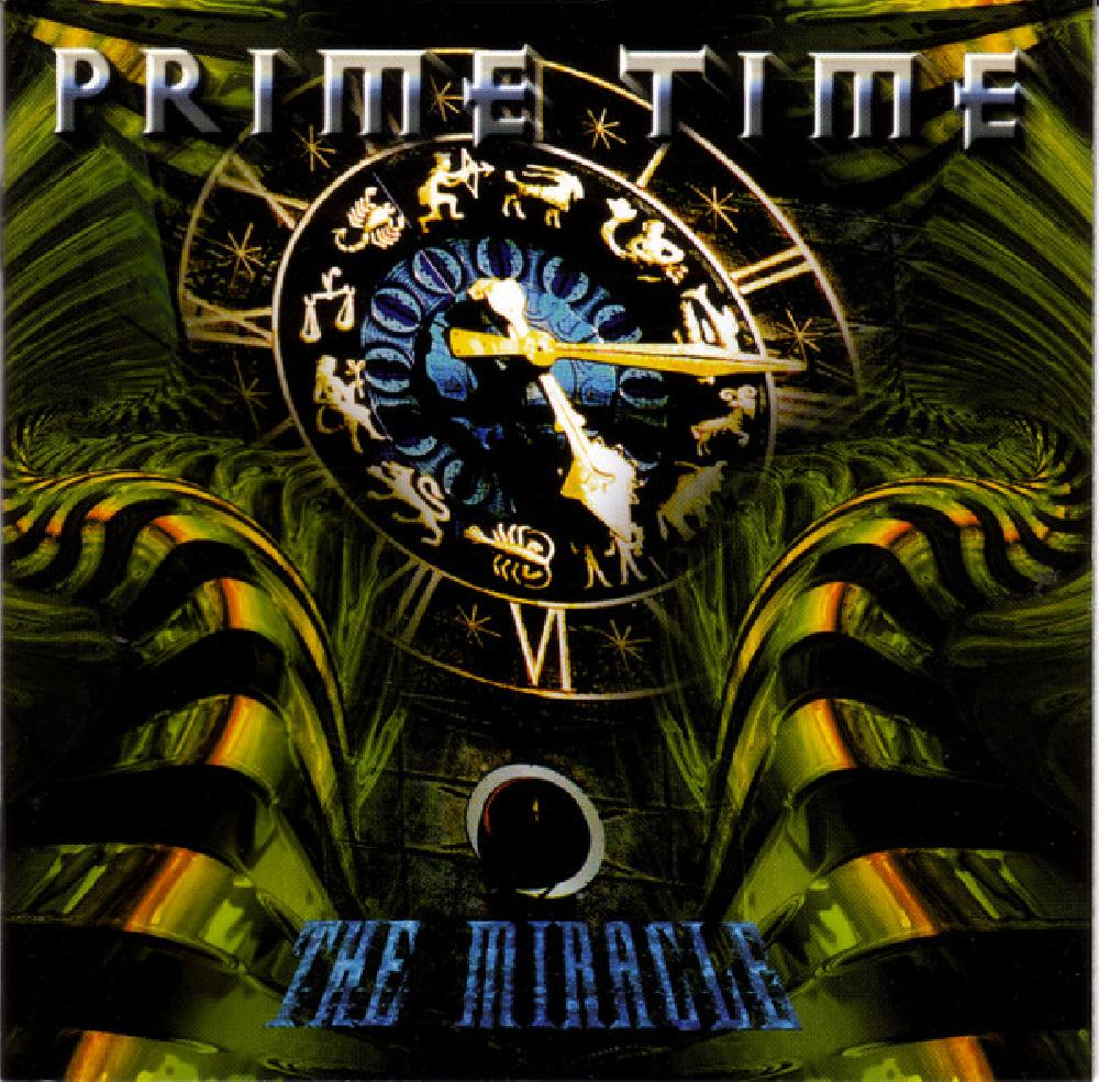 PRIME TIME - The Miracle - CD single