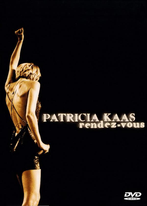 PATRICIA KAAS - Rendez-Vous - DVD