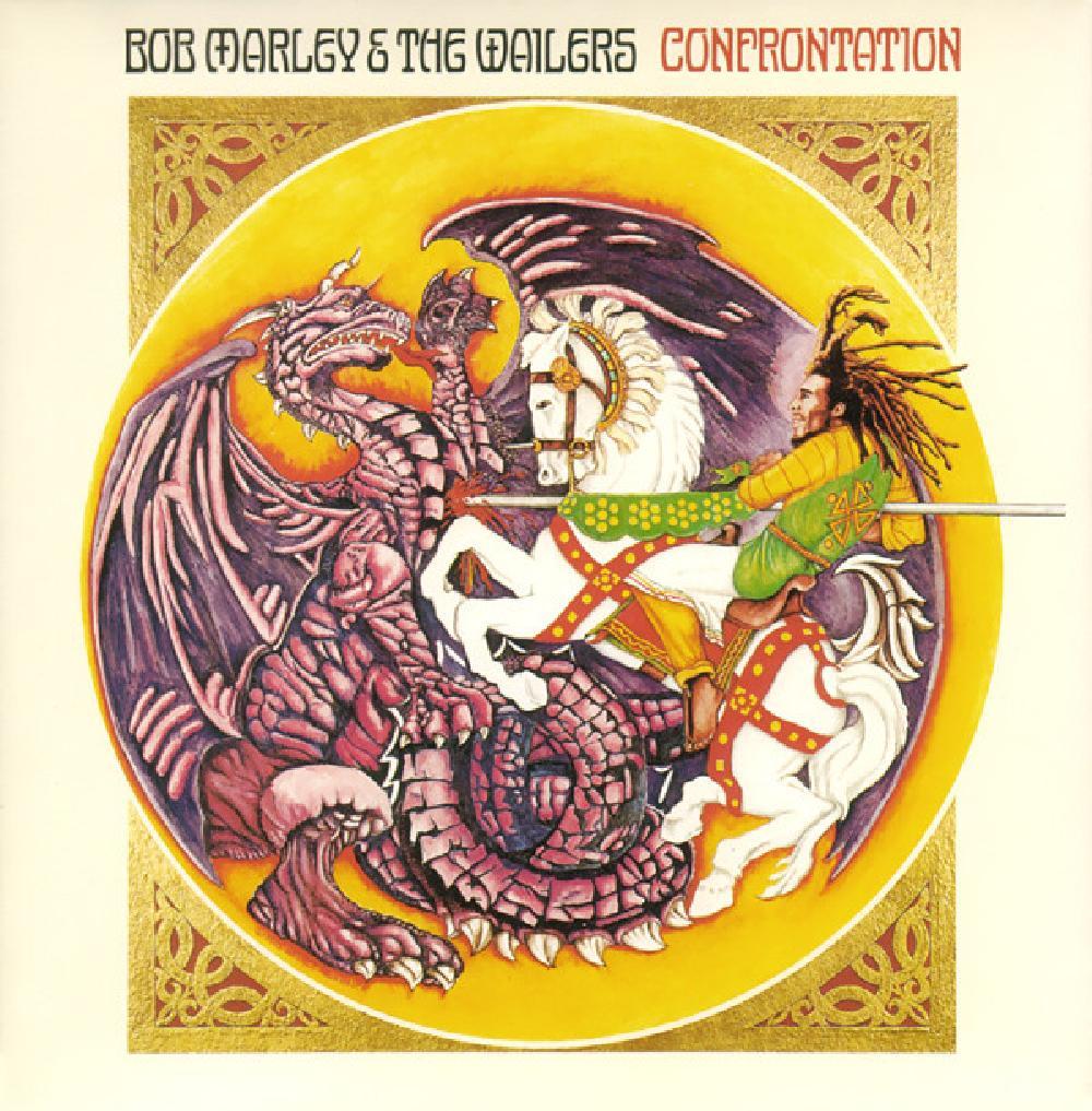 BOB MARLEY &, THE WAILERS - Confrontation (digipack) - CD