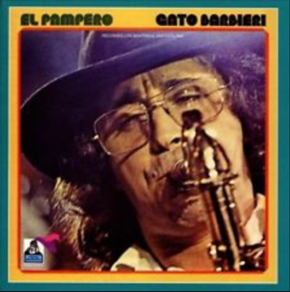 GATO BARBIERI - El Pampero - CD