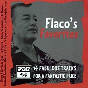 FLACO JIMENEZ - Flaco`s Favorites - CD
