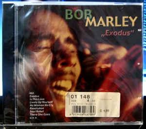 BOB MARLEY - Exodus - CD