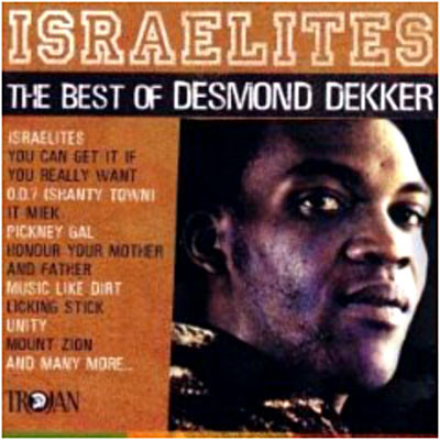 DESMOND DEKKER - Israelites (The Best Of Desmond Dekker) - CD