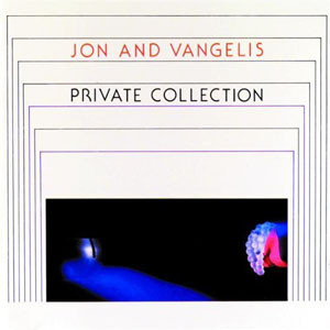 JON AND VANGELIS - Private Collection - CD