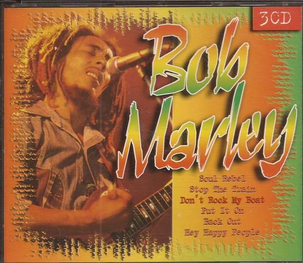 BOB MARLEY - Bob Marley - CD