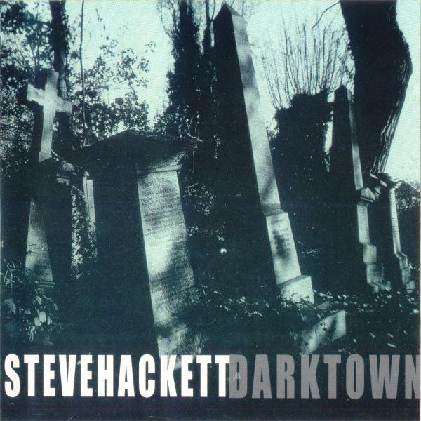 STEVE HACKETT - Darktown - CD