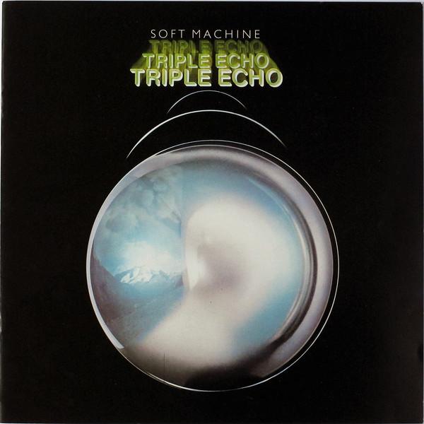 SOFT MACHINE - Triple Echo - LP