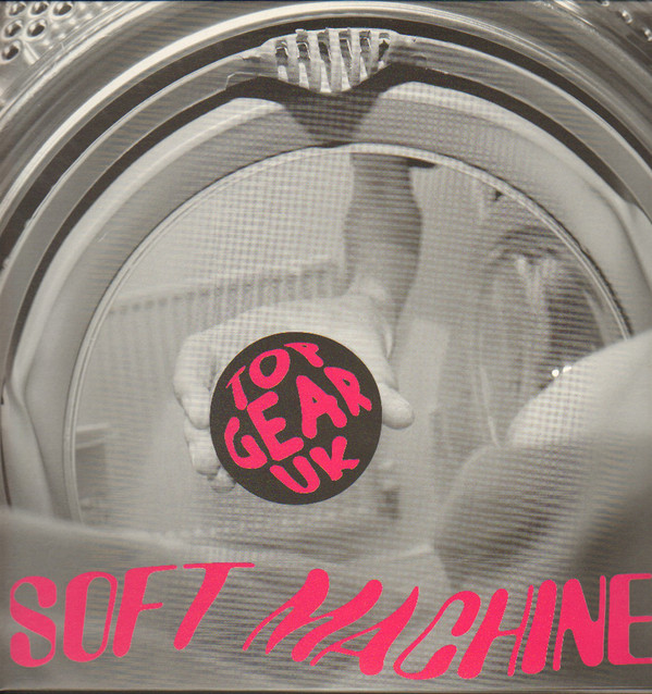 SOFT MACHINE - Top Gear UK - LP