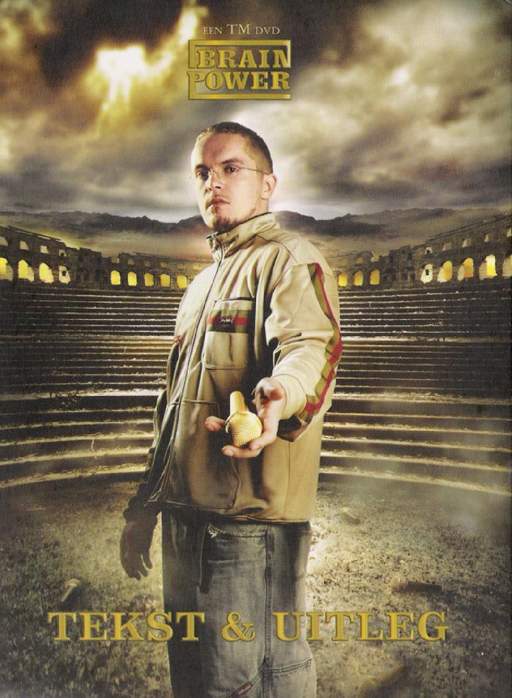 BRAINPOWER - Tekst &amp, Uitleg - DVD