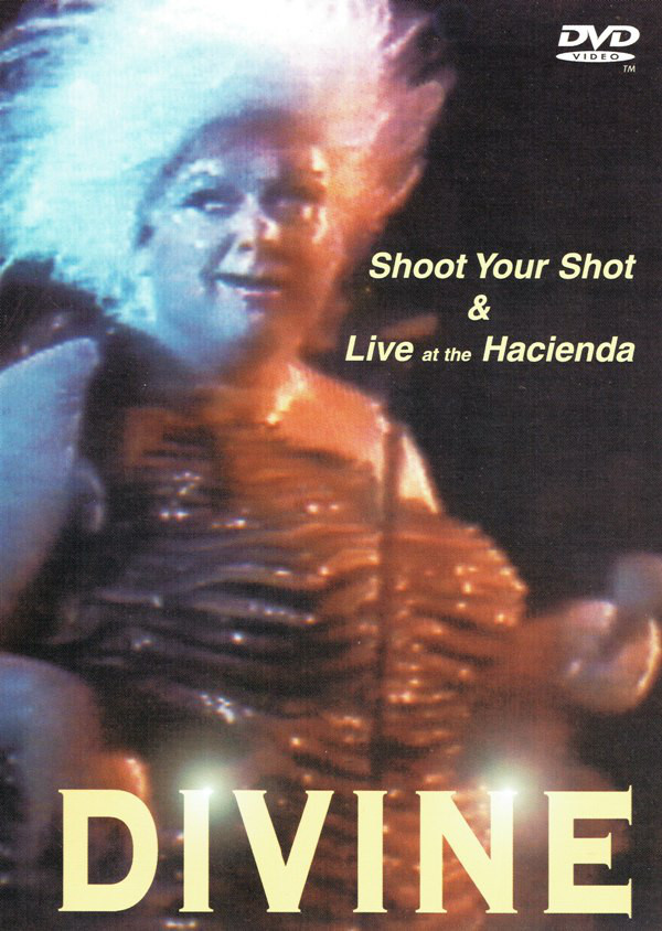 DIVINE - Shoot Your Shot &, Live At The Hacienda - DVD