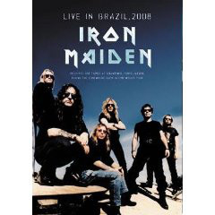 Iron Maiden Live In Brazil, 2008