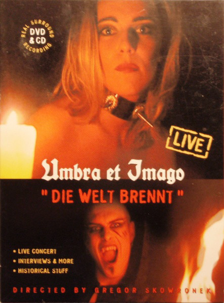 UMBRA ET IMAGO - Die Welt Brennt - DVD