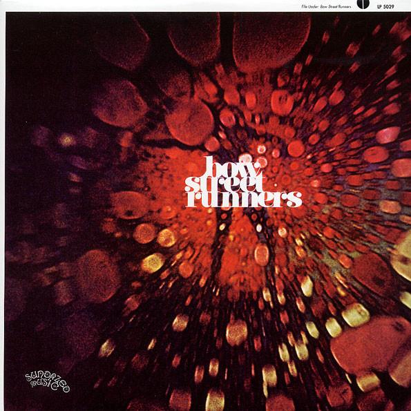 BOW STREET RUNNERS - Bow Street Runners - LP