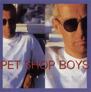 PET SHOP BOYS - The Very Best - CD