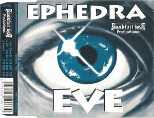 EPHEDRA - Eve - CD single