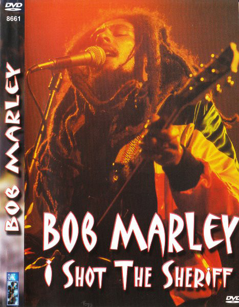 BOB MARLEY - I Shot The Sheriff - DVD