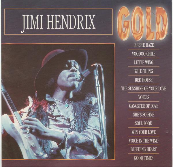 Jimi Hendrix Gold