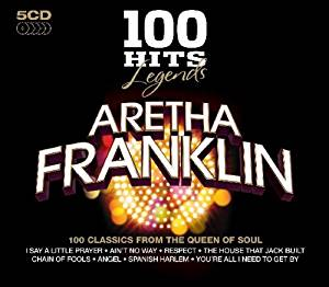 Aretha Franklin 100 Hits Legends - Aretha Franklin