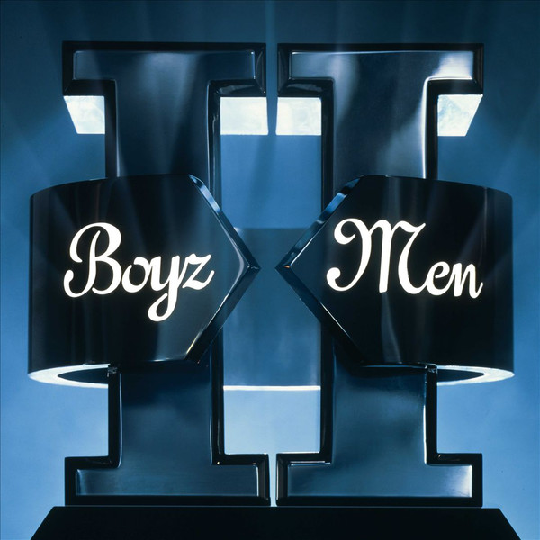 BOYZ II MEN - !! - LP