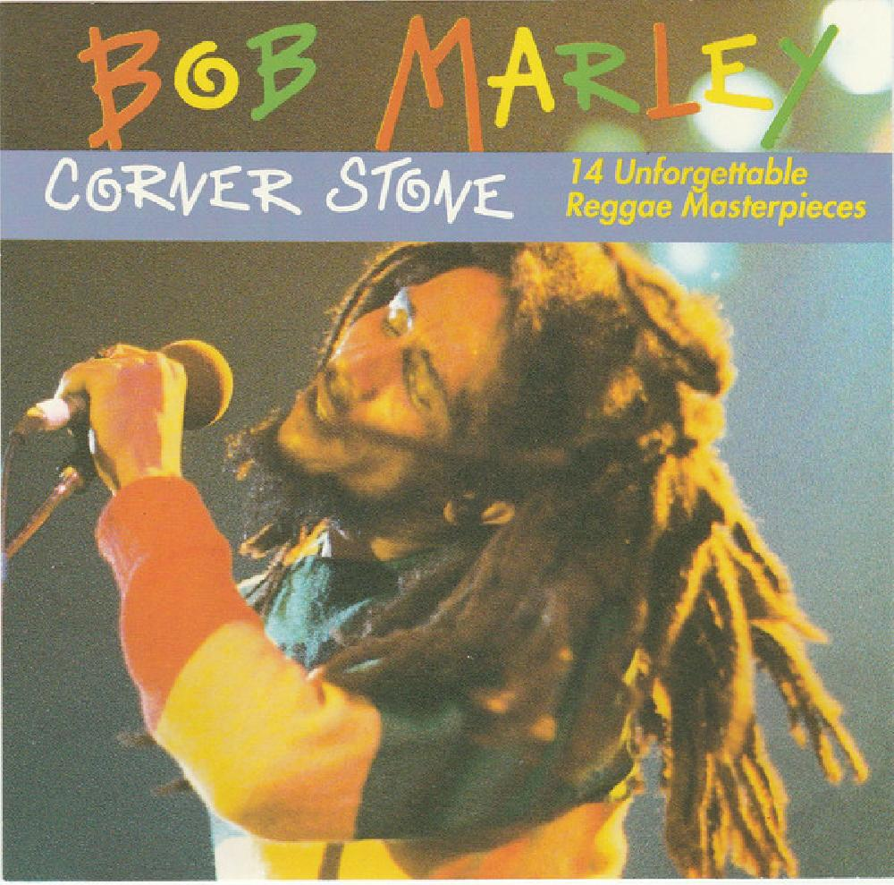 BOB MARLEY - Corner Stone (14 Unforgettable Reggae Masterpieces) - CD