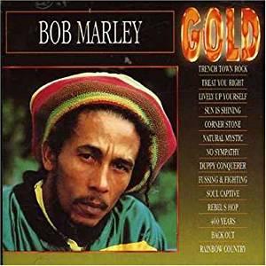 BOB MARLEY - Gold - CD