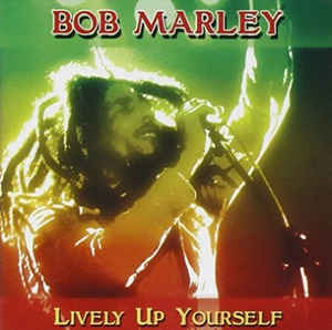 BOB MARLEY - Lively Up Yourself - CD