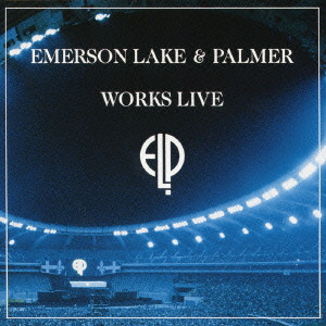 EMERSON, LAKE &, PALMER - Works Live - CD