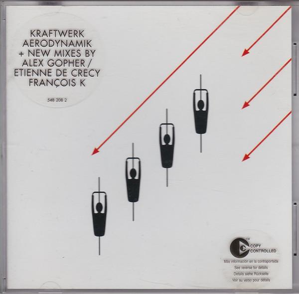 KRAFTWERK - Aerodynamik - CD single