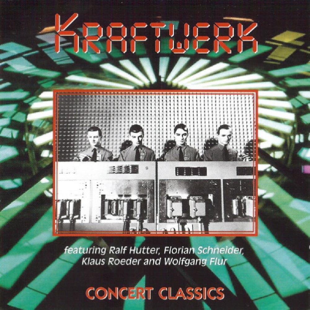KRAFTWERK - Concert Classics - CD single