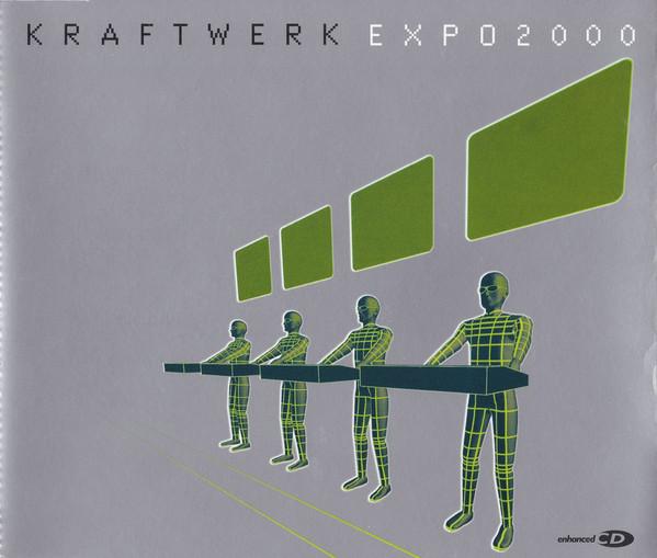 KRAFTWERK - Expo2000 - CD single